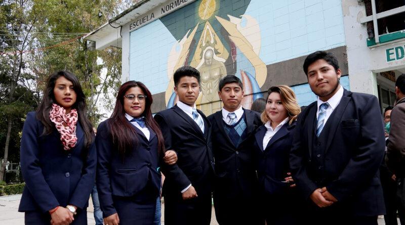 Examen de ingreso a escuelas normales en el Edoméx será de manera virtual