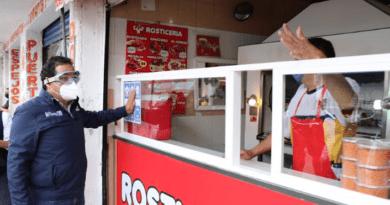 Reitera Enrique Vargas llamado al consumo local