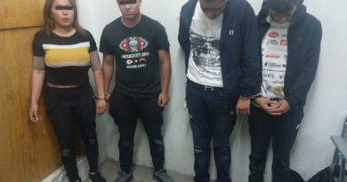 Detiene Policía de Naucalpan a banda dedicada a robo a casa habitación