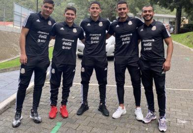 Cinco Diablos de la Sub-20 convocados a la Selección Nacional