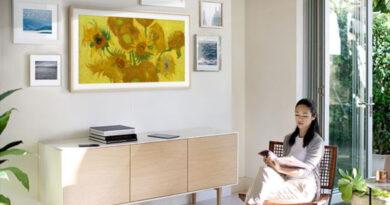 "Samsung presenta: ""Art therapy"" con The Frame"