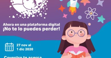 Festival de Cine Infantil Churumbela une ciencia y arte