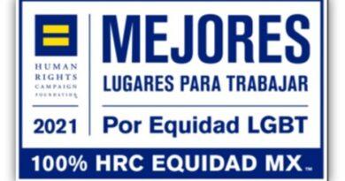 INGREDION MÉXICO RECIBE LA MÁS ALTA CALIFICACIÓN EN INFORME HRC EQUIDAD MX 2021