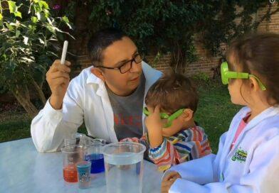 Investigador UAEM ganó concurso de la Sociedad Estadounidense de Química