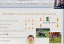 Concluye con éxito el Curso de iniciación Fútbol Infantil del IMCUFIDET