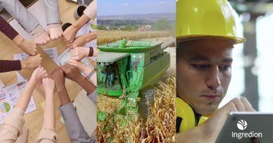 Ingredion incentiva la siembra de maíz amarillo, en alianza con la Industria Mexicana de Coca-Cola