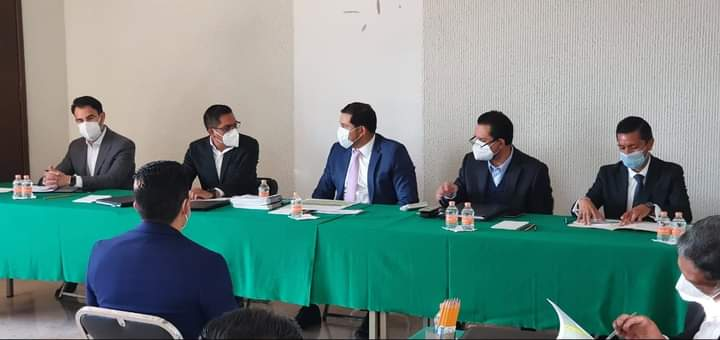 Instalan mesa de negociación de Pliego Petitorio 2021 del SMSEM