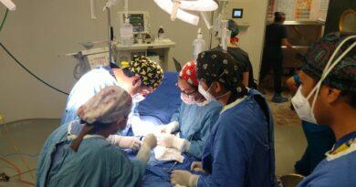 Concluye primera jornada de cirugías de labio y paladar hendido
