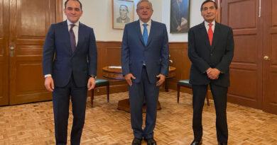 El presidente López Obrador propone a Arturo Herrera como gobernador del Banco de México. Rogelio Ramírez de la O llega a la Secretaría de Hacienda y Crédito Público.