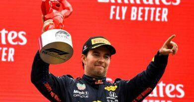 De nueva cuenta Checo Pérez sube al podio en el GP de Francia