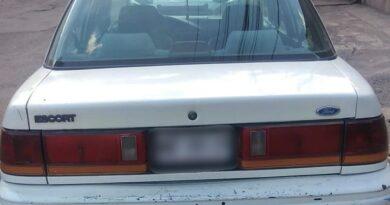 Localizan vehículos con reporte de robo en Tlalnepantla