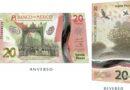 El nuevo billete de 20 pesos ya esta en circulación