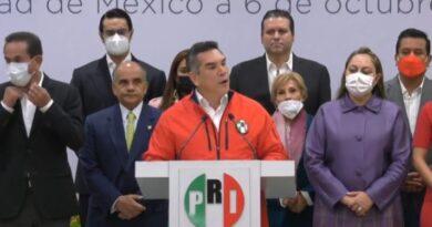 Alejandro Moreno anunció nuevos nombramientos en el PRI