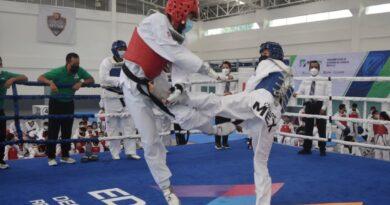 La entidad mexiquense fue sede del Encuentro de Selecciones Estatales de Taekwondo